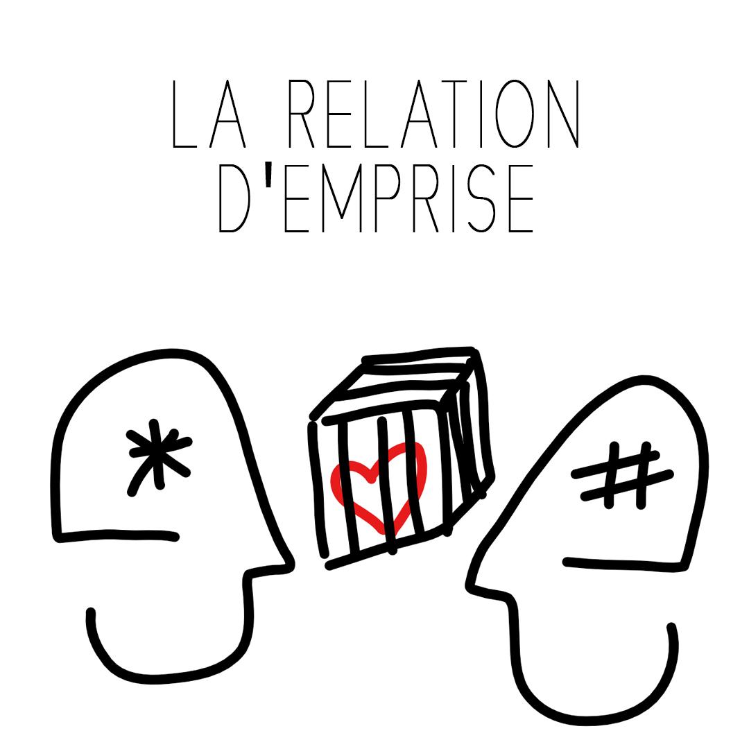 relation emprise