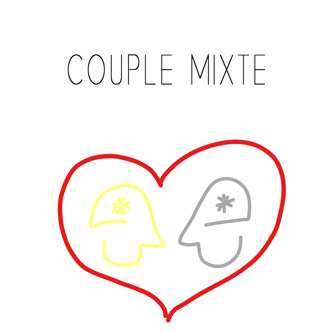 couple mixte