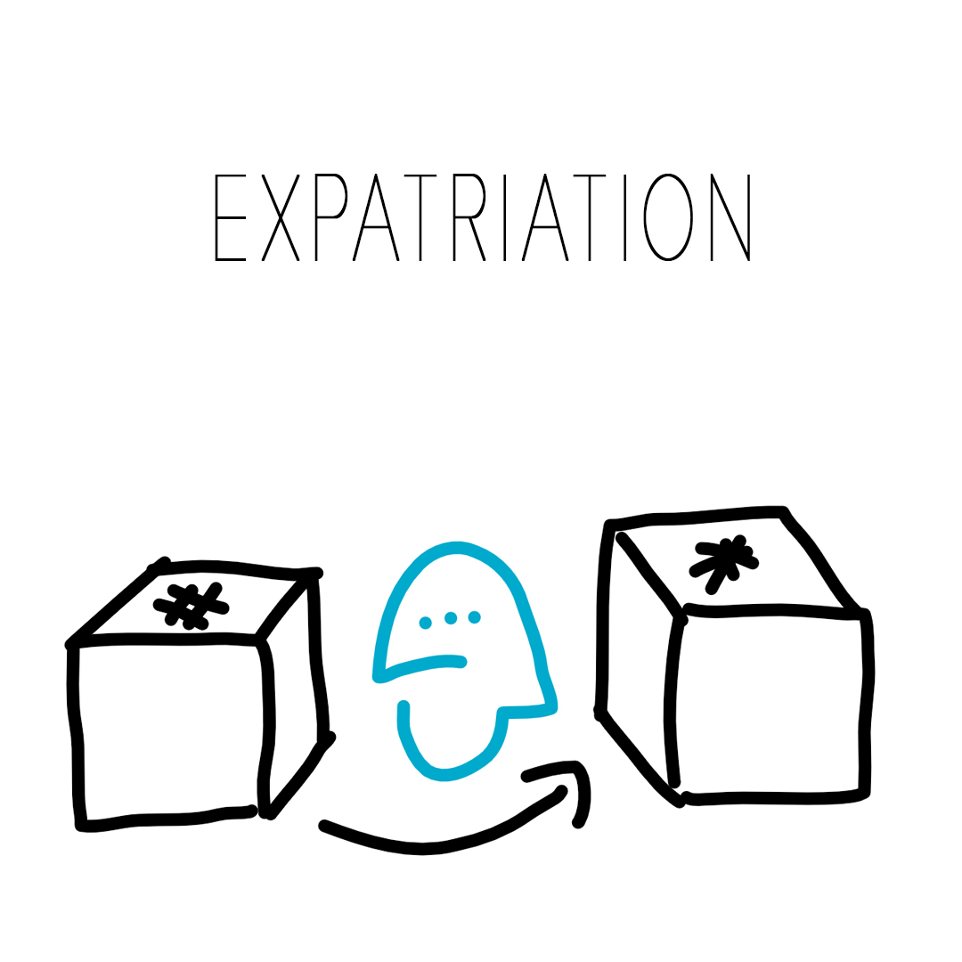 expatriation